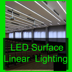 LED Surface Linear Lighting