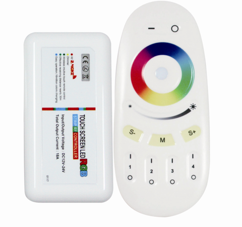4 Zone LED Strip Remote and Controller - Eden illumination