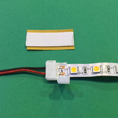 LED 5050 Strip with connector and sticky pad Eden illumination