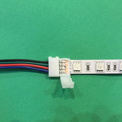 LED 5050 RGB Strip with connector - Eden illumination