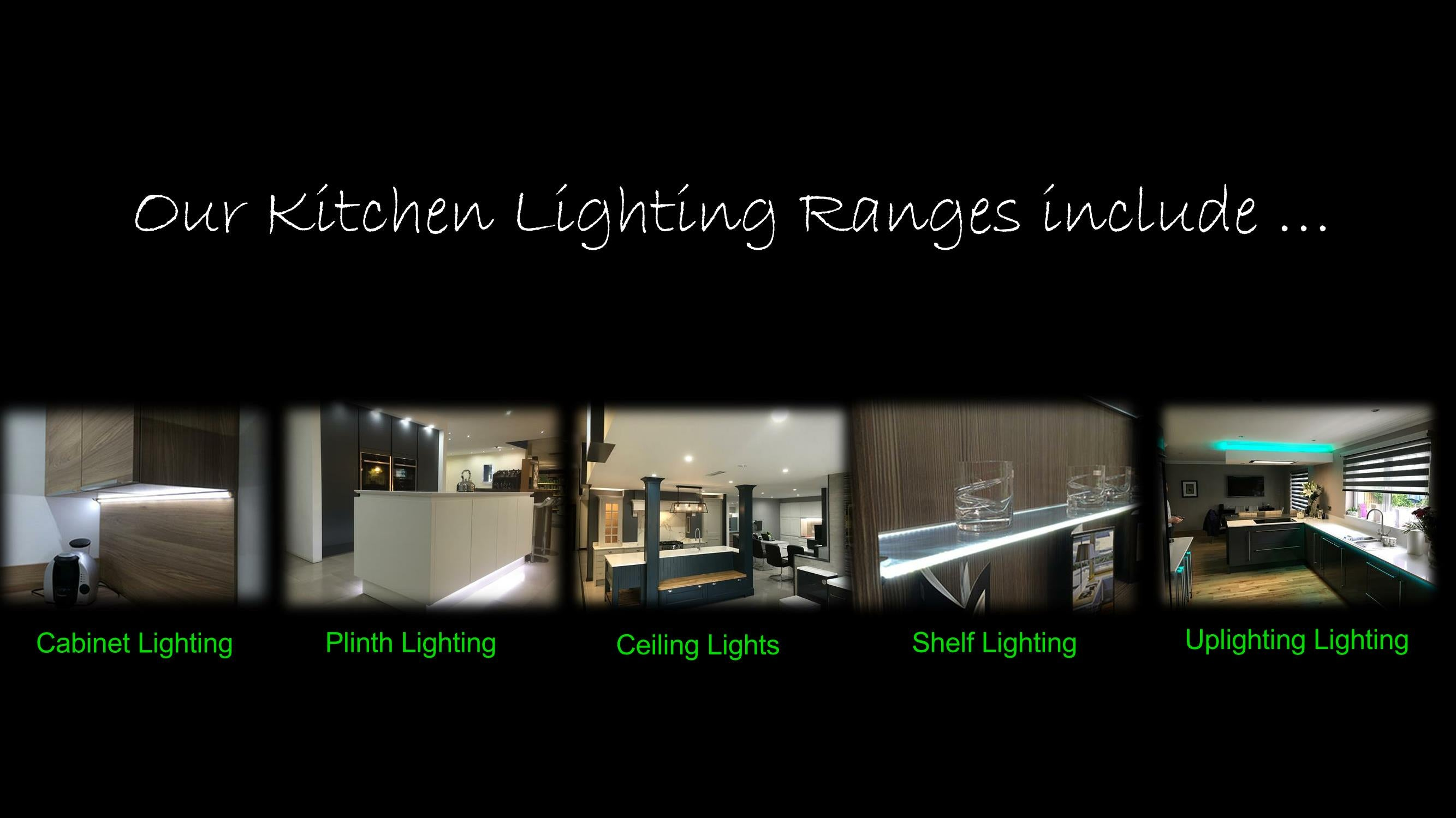 Page 2 LED Kitchen Lighting Inspirations