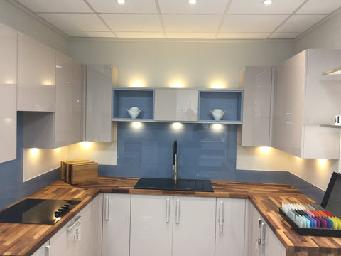 DIsc Kitchen Cabinet Lights from Eden illumination