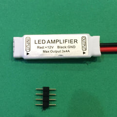5050 LED RGB Strip Amplifier Eden illumination