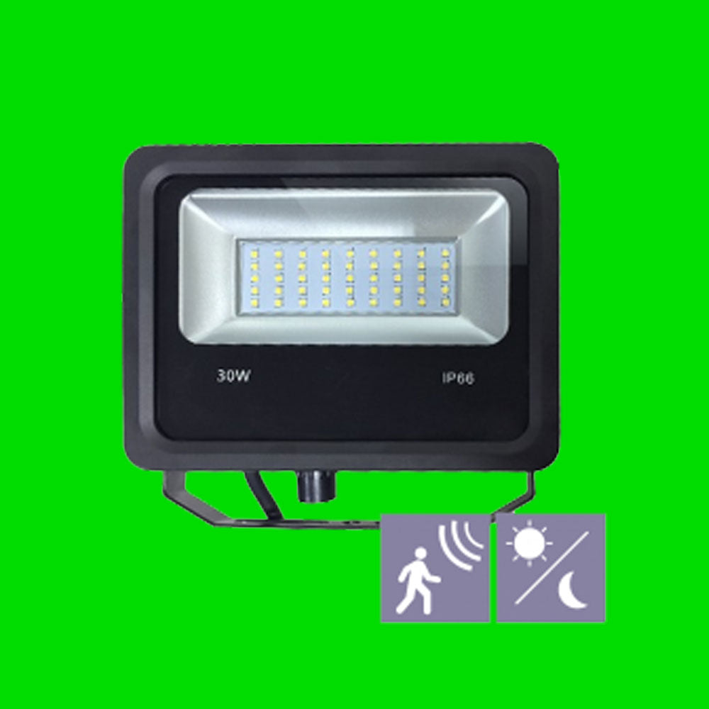 LED Flood Light (2 Pack) -Heydon - 30W 15-04-34 - Eden illumination - LED Lighting & Kitchen Lighting - Fife, Scotland
