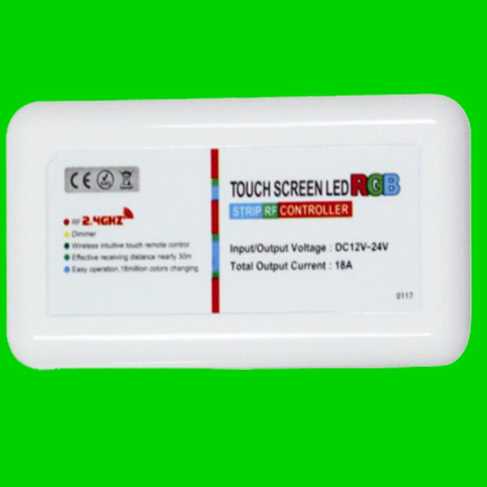 Touch Wireless Controller ONLY for RGB LED Strip - Four Zone - Eden illumination - LED Lighting & Kitchen Lighting - Fife, Scotland