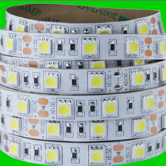 5m LED 12V Strip Lights - from Eden illumination with 60 LED's per metre