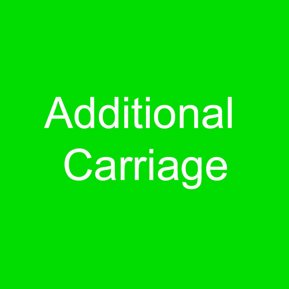 Additional Carriage - Eden illumination - Kitchen Lighting & Commercial Lighting