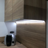 LP006 LED Profile corner application with 5050 Eden illumination