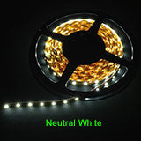 5m LED Neutral White Mood Strip Lights - 60 LED's per metre