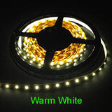 Waterproof to IP65 5m LED Warm White Mood Strip Lights