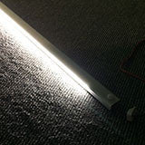 Cool White Left Side 12V Low Voltage LED Wardrobe Rail Lights