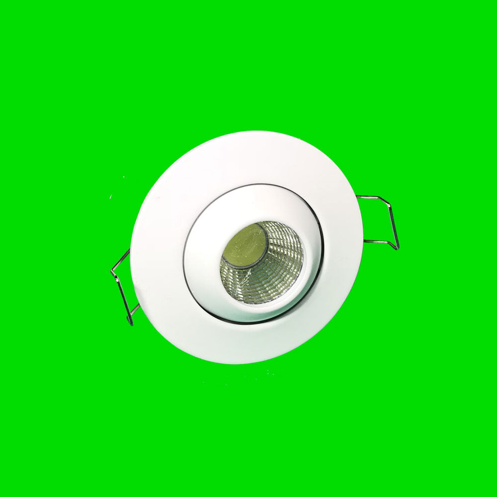 Eyeball 2 - Direction Small LED Down light - 3W, 230 Lumens - Eden illumination - LED Lighting & Kitchen Lighting - Fife, Scotland
