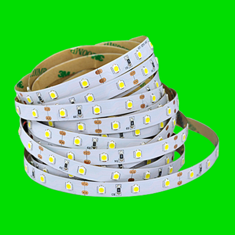 3528 1-5m - LED Striplight 12V 60 LEDs per m - Our Cheapest LED Strip - Eden illumination - LED Lighting & Kitchen Lighting - Fife, Scotland