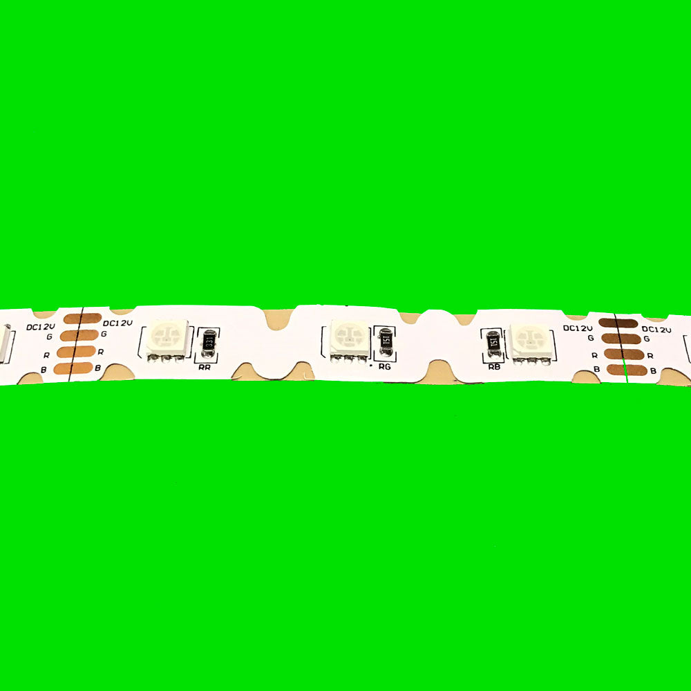 ZIGZAG RGB 5050 1-5m - LED Striplight 12V per m - Eden illumination - LED Lighting & Kitchen Lighting - Fife, Scotland