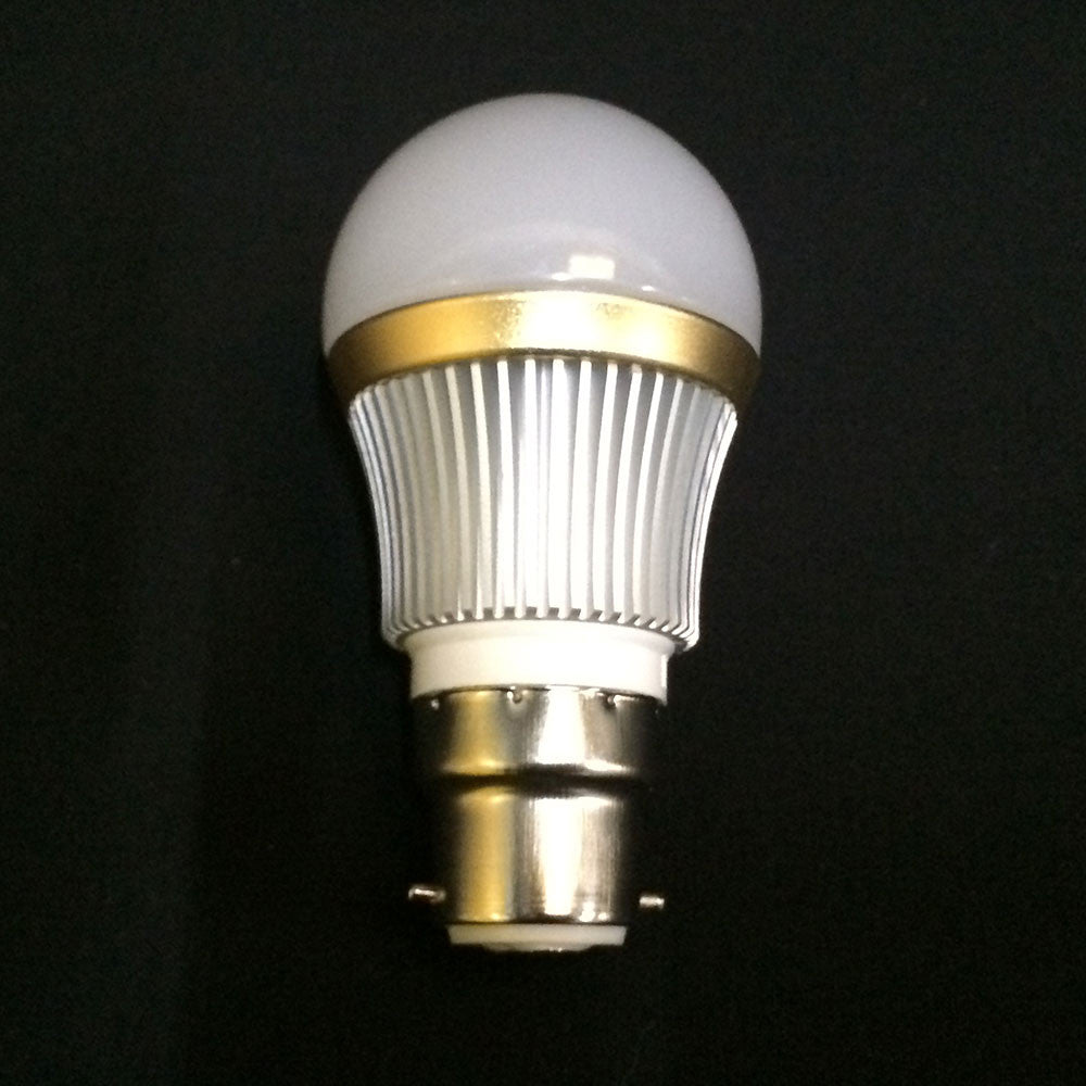 GLS Bulb, B22, 3W, LED, Frosted Cover