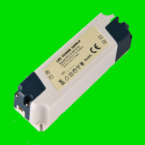 12 Watt Power Supply 12V for LED Strip Light