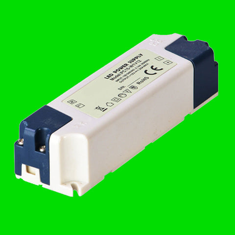 15 Watt Power Supply 12V for LED Strip Light