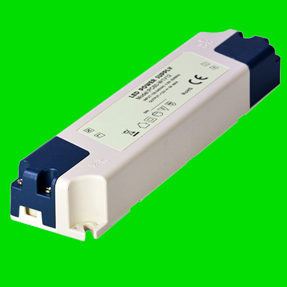 60 Watt Power Supply 12V for LED Strip Light