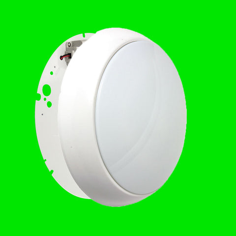 Bulk Emergency- TRI LED 16W IP54 2D Bulkhead 11-06-22