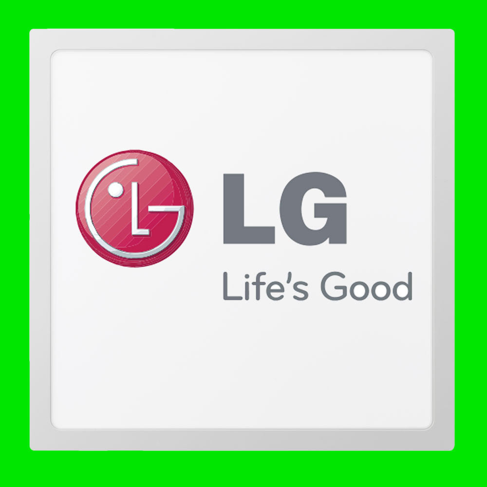 LG Low Glare 30W LED Panel Eden illumination with Logo