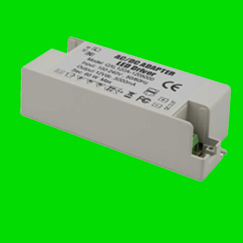60W Watt Power Supply 12V