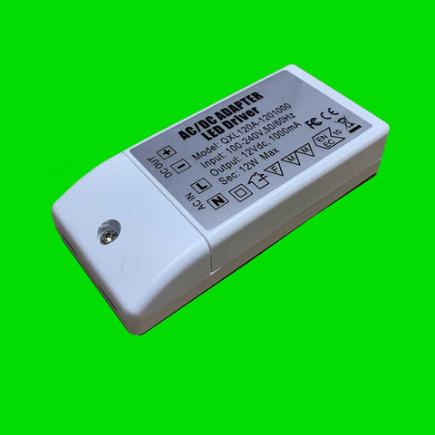 12W Slim Watt Power Supply 12V