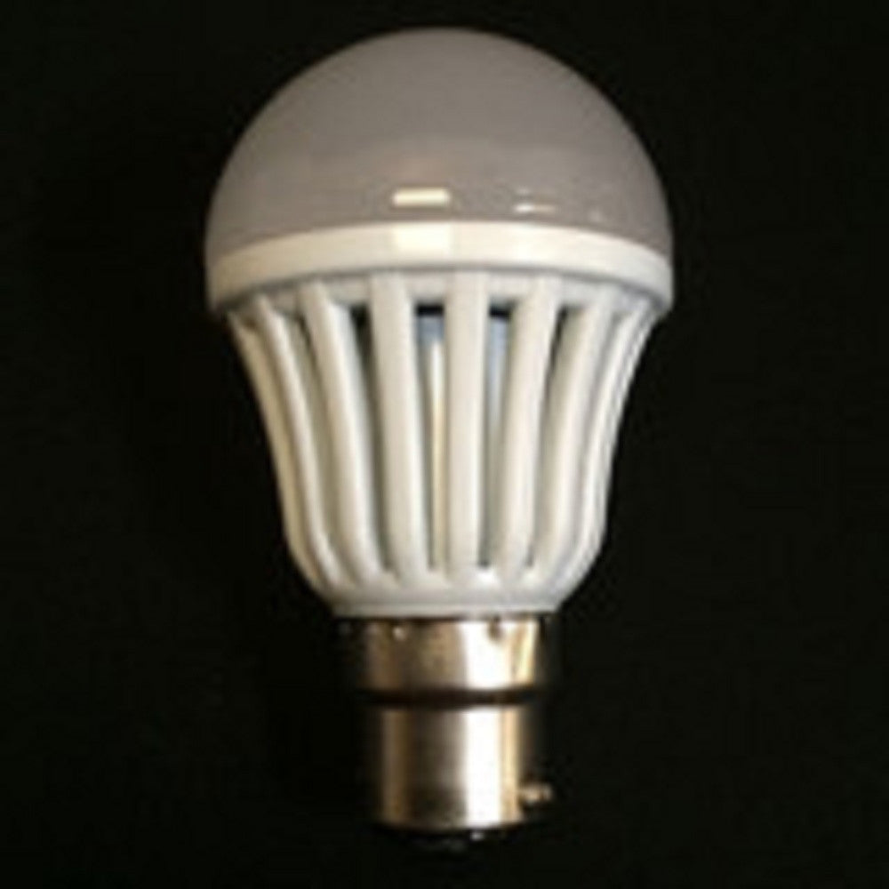 Upright View Non Dimmable 5W Screw LED Light Bulbs