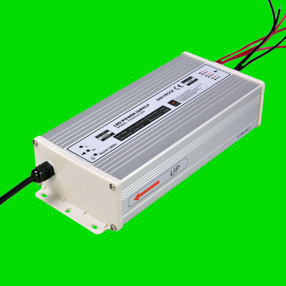 400W 12V LED Power supply for LED Strip, LED Nato, LED Wardrobe rails from Eden illumination