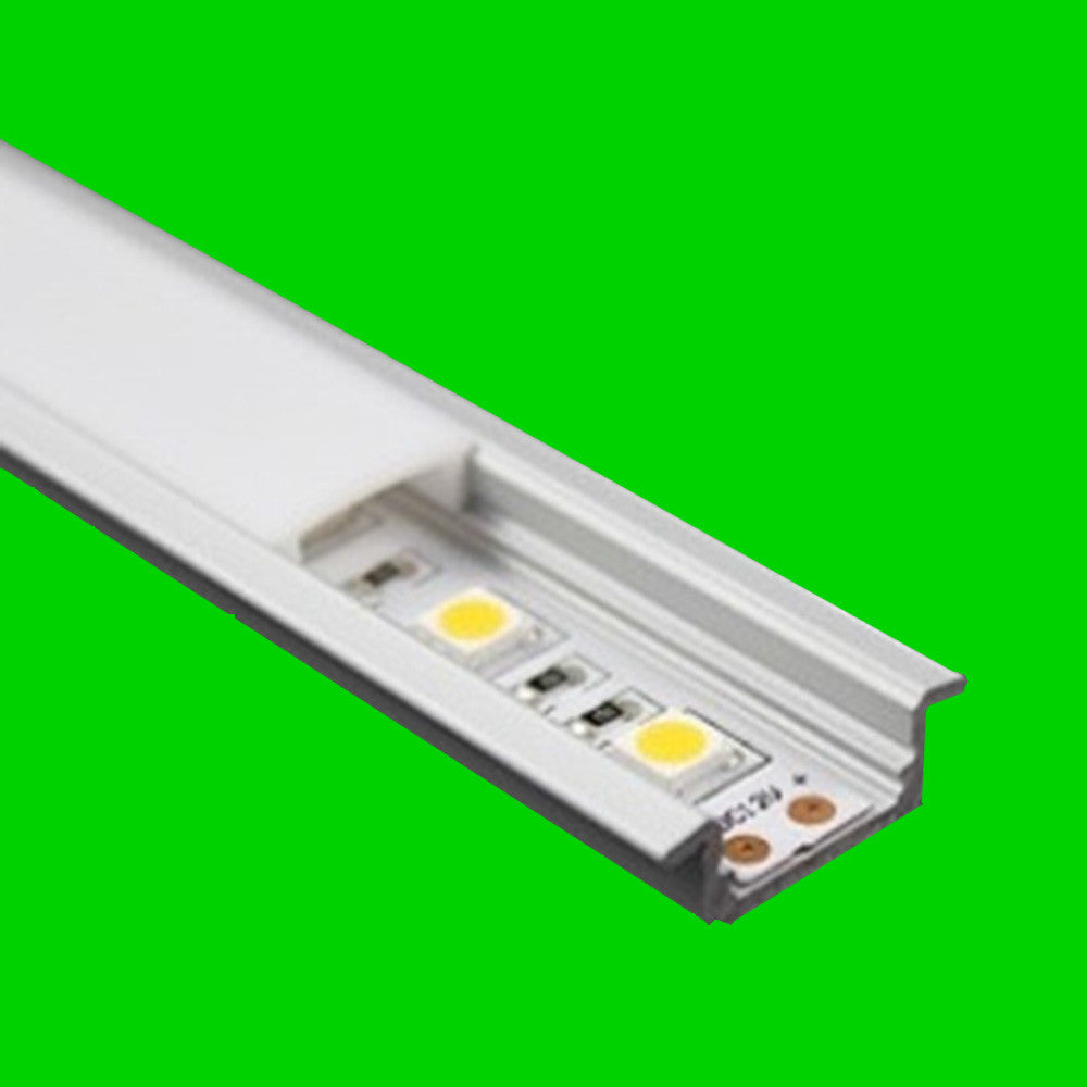 LED Profile LP001 5050 - Made to Measure - Eden illumination - Kitchen Lighting & Commercial Lighting