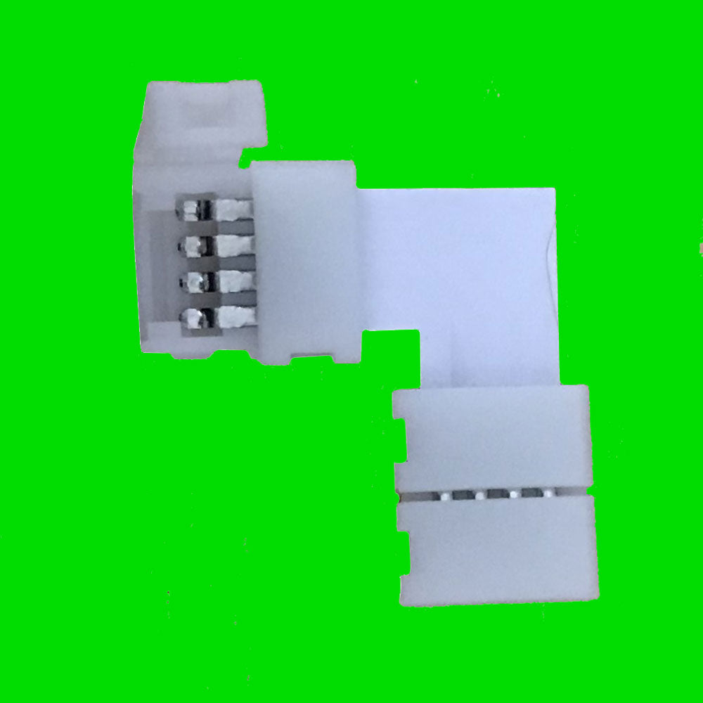 RGB 5050 LED Corner Connector from Eden illumination