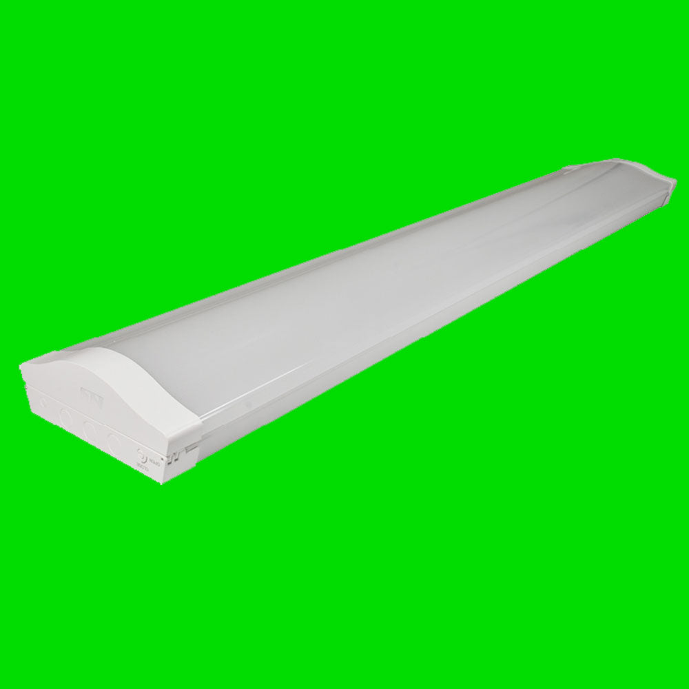 11-11-67 Linear Surface LED Light with emergency