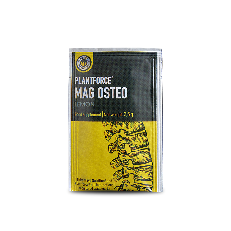 Plantforce® Mag Osteo - Lemon