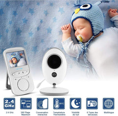 BabyPhoneVideo Portable Camera Premium Care