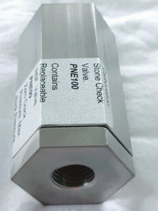 Carbonation Stone Check Valve
