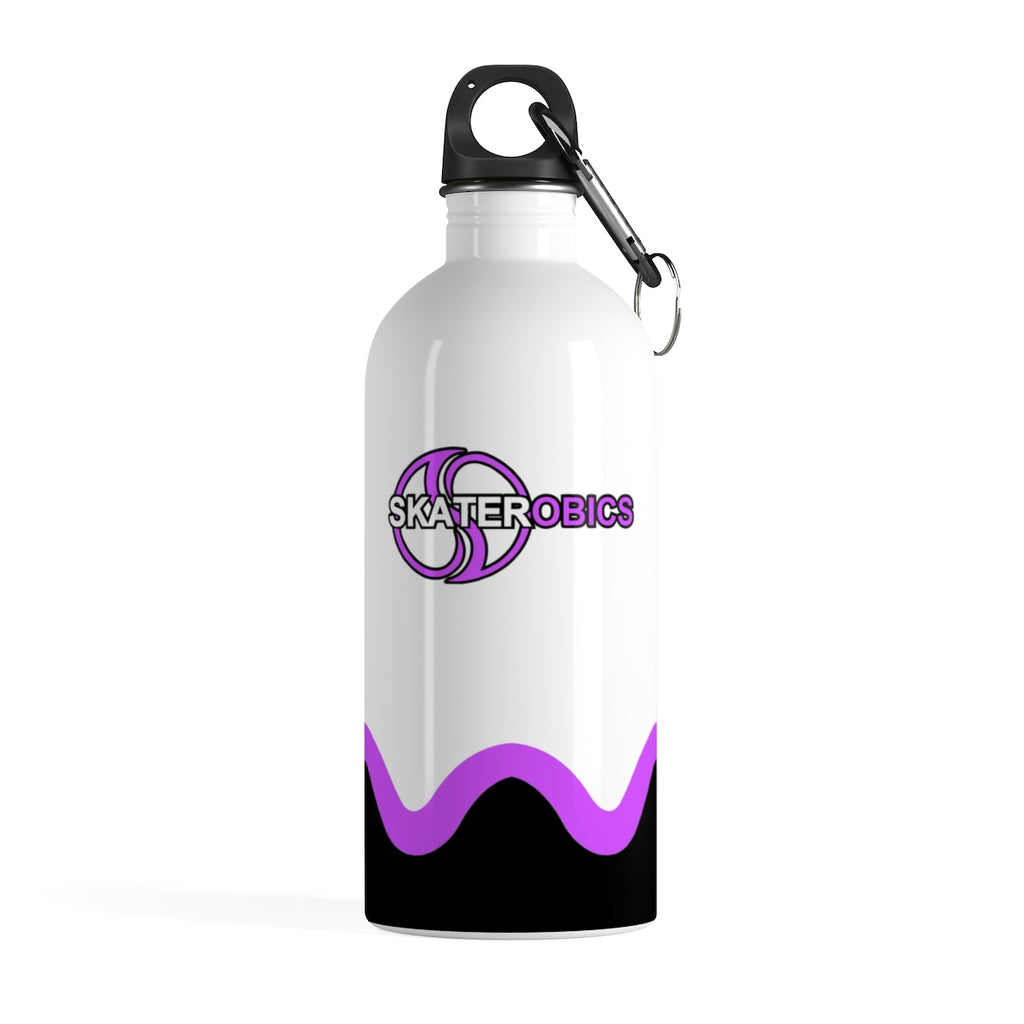 Skaterobics Stainless Steel Water Bottle
