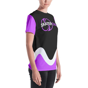 Skaterobics Fitness Women's T-shirt