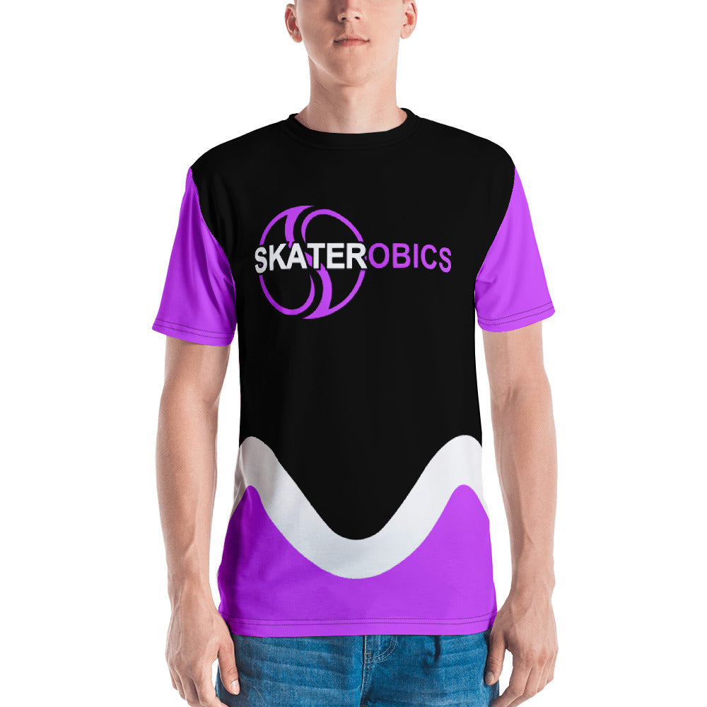 Skaterobics fitness Men's T-shirt