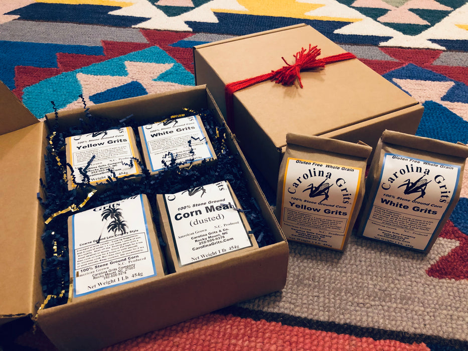 Carolina Grits Sampler Gift Pack
