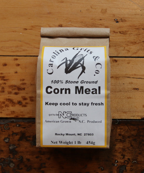 Stone ground Corn Meal - medium grind (16oz or 32oz)
