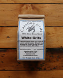 Traditional Stone Ground White Grits (16oz)