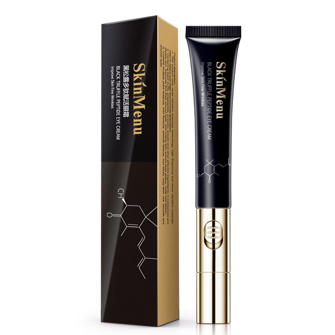 Electric perigord truffle polypeptide eye cream