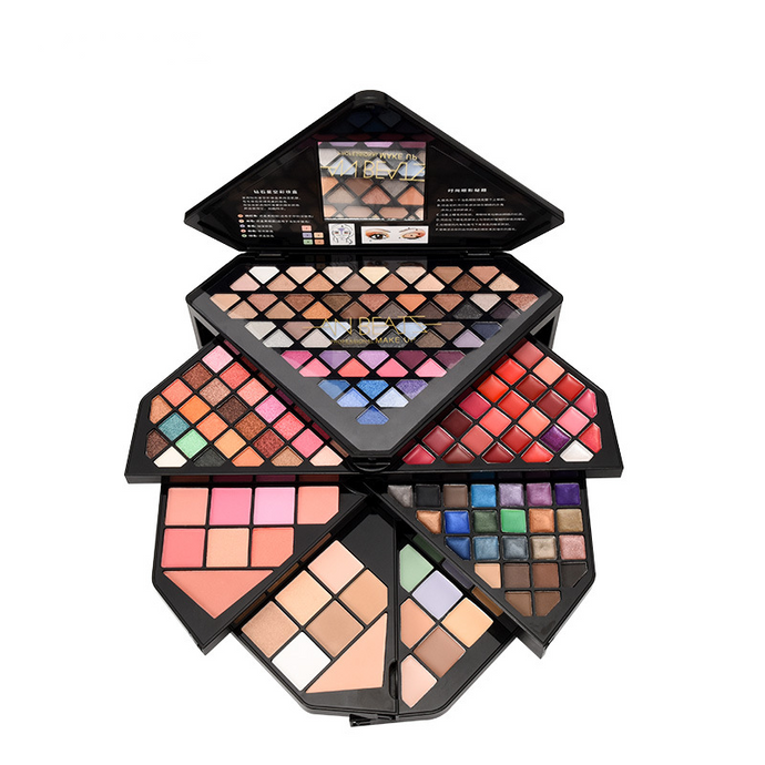 Diamond starry all-in-one makeup kit