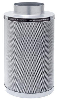"QUANTUM CARBON FILTER 4"" (100MM)"
