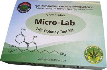 THC Test kits - Micro lab