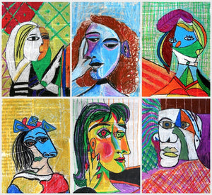 (Thursday Open Studio) Pablo Picasso