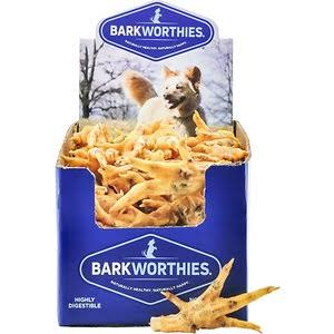 Barkworthies - Duck Feet