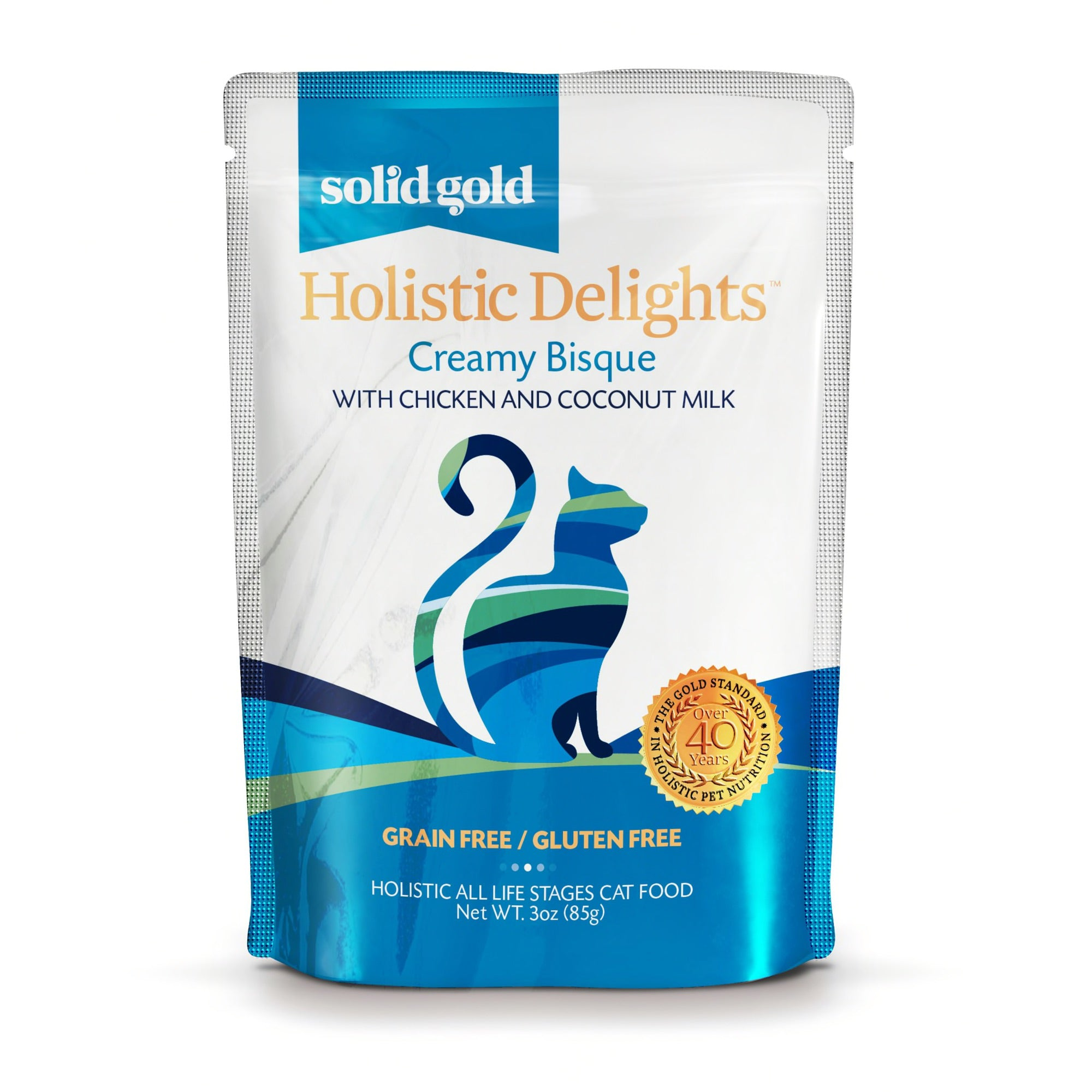 Solid Gold - Holistic Delights Creamy Bisque (cat)