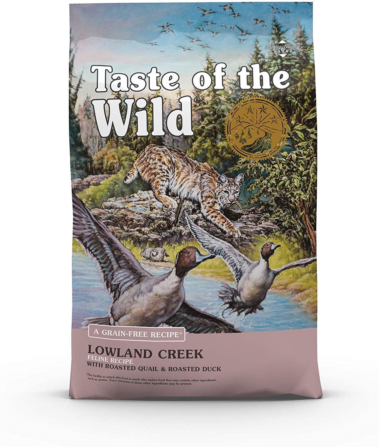 Taste of the Wild - Lowland Creek Feline (cat)