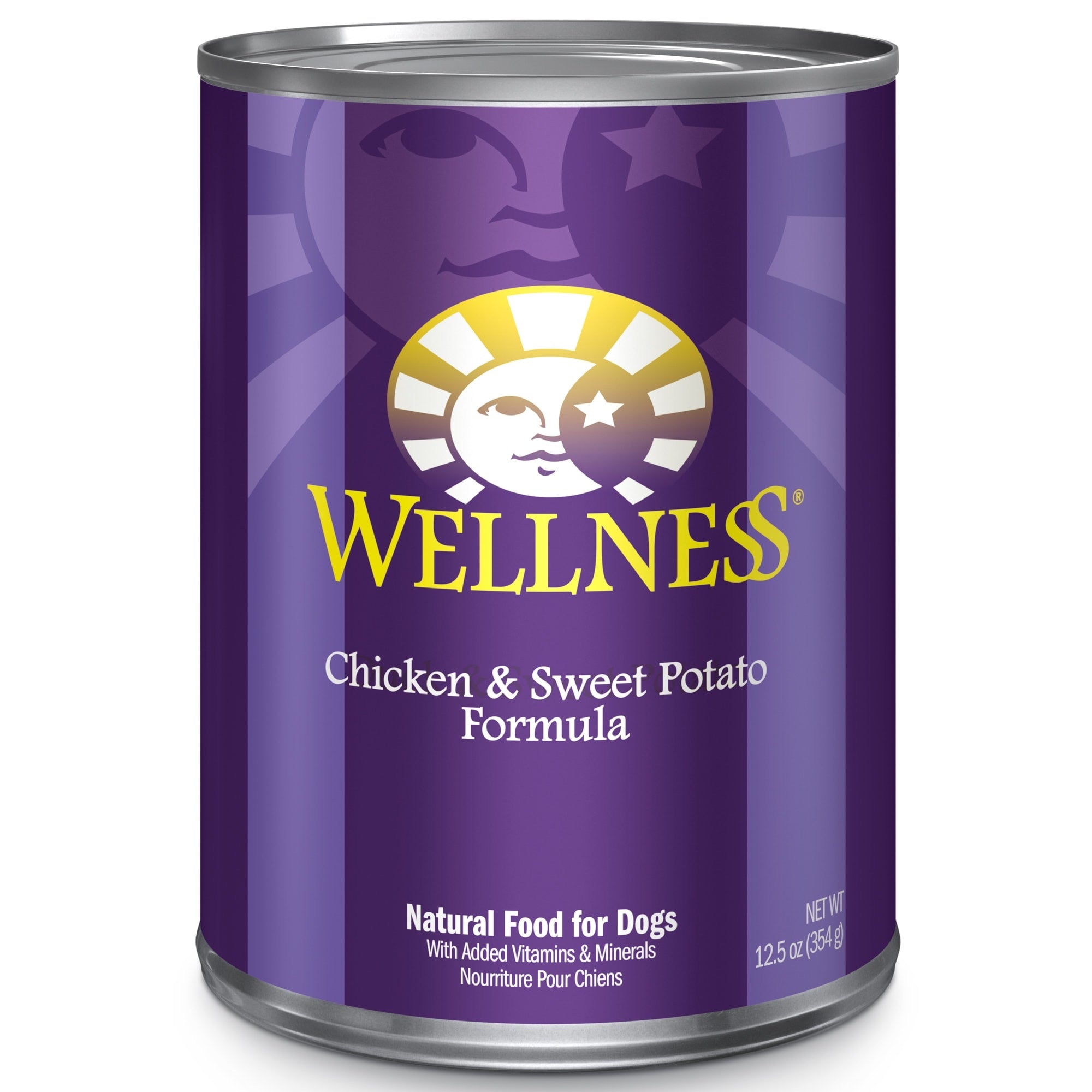 Wellness - Chicken & Sweet Potato (dog)