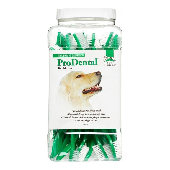 ProDental - Dual-End Toothbrush